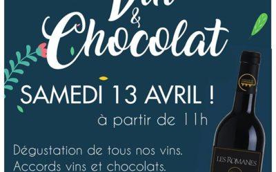 Vin & Chocolat !