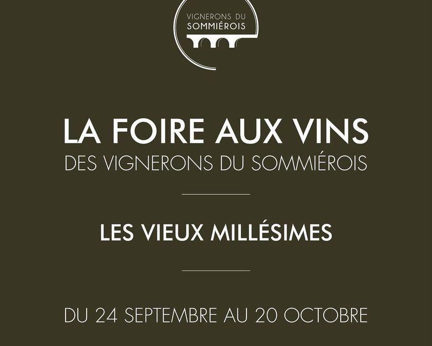 La Foire aux Vins des Vignerons du Sommiérois !